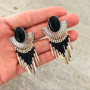 ♥️ Native American ♥️ Signed Sterling Earrings